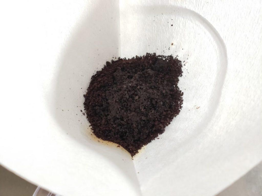 オミシマコーヒー焙煎所のコーヒーを作る1