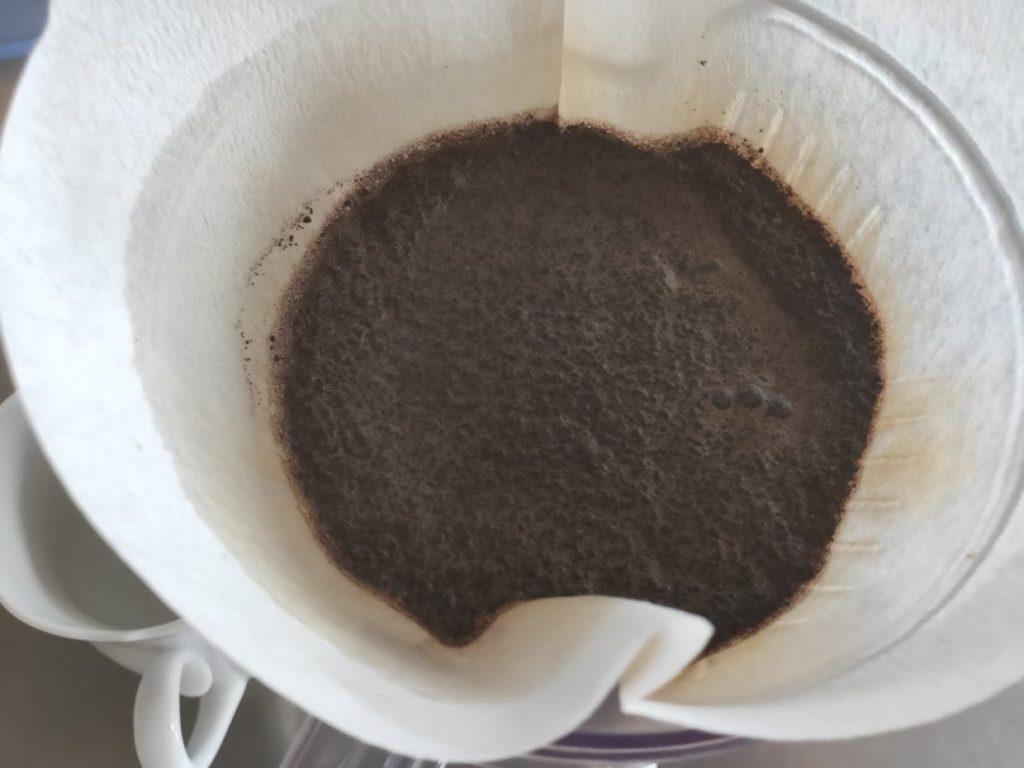 オミシマコーヒー焙煎所のコーヒーを作る3