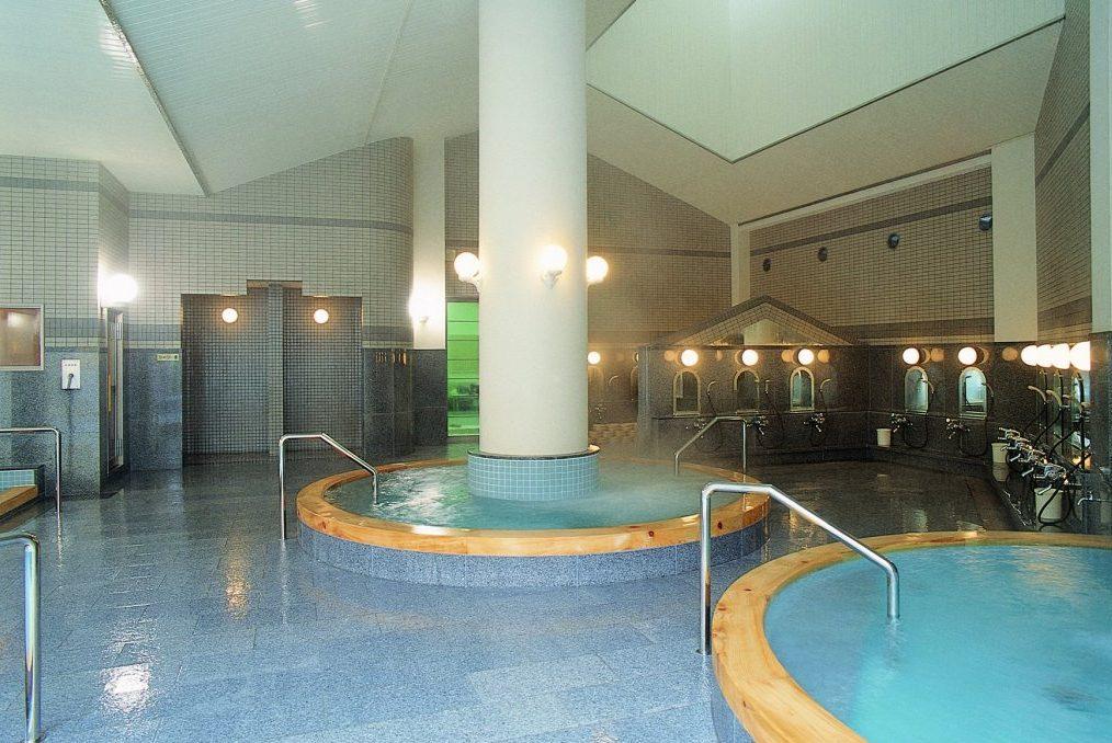 鈍川温泉せせらぎの内風呂3