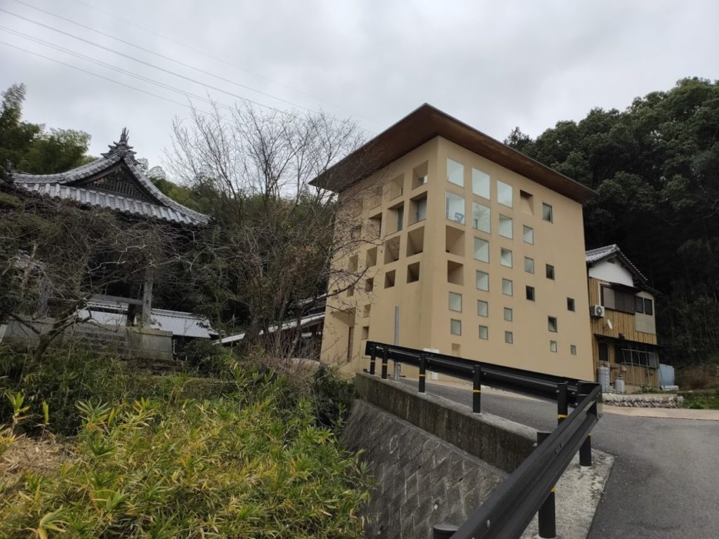 57番栄福寺のデザイン住宅