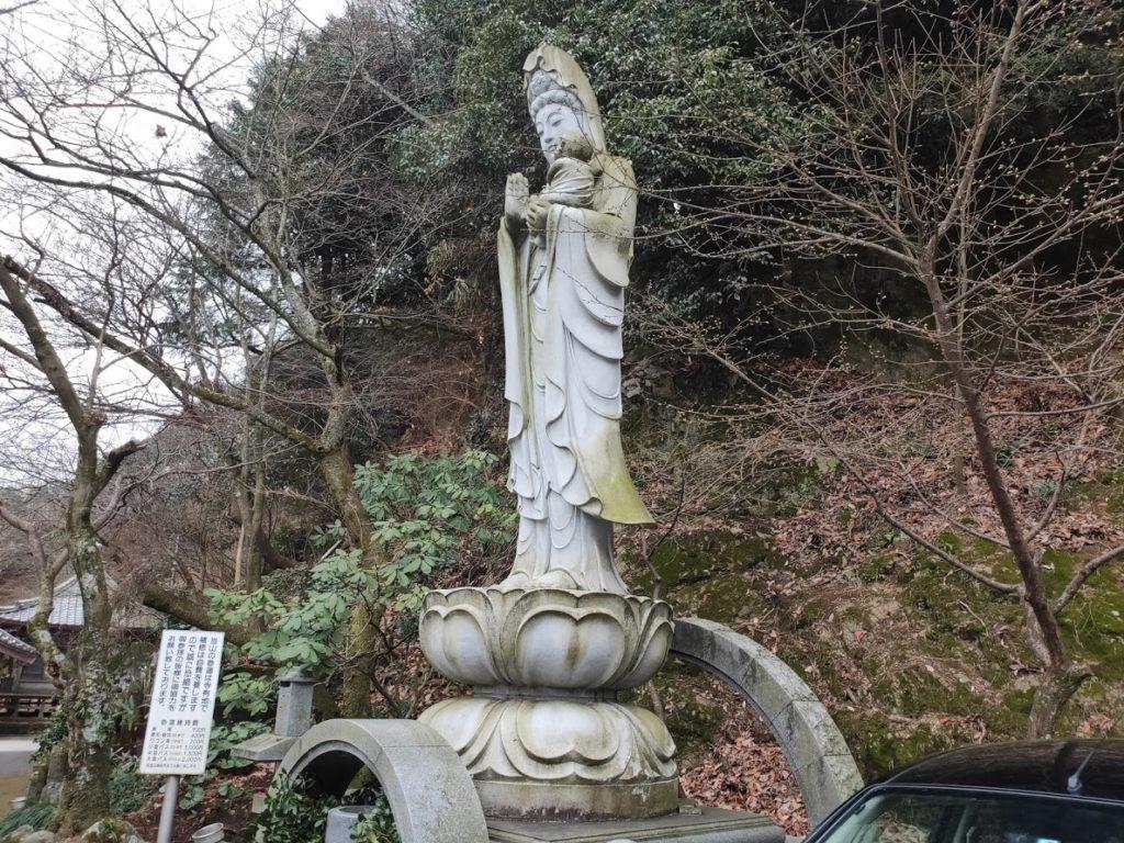 58番仙遊寺の菩薩