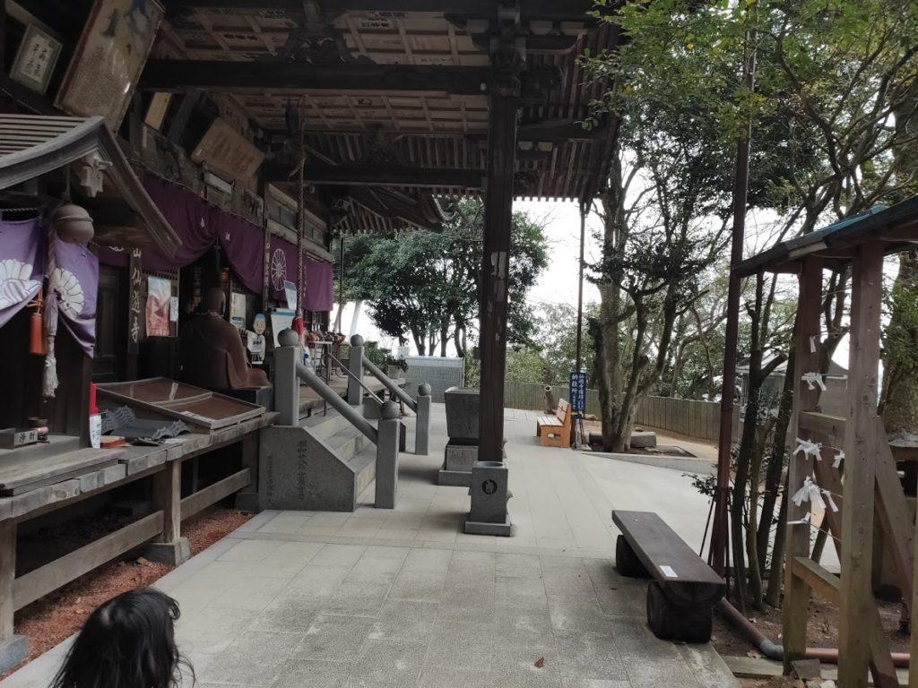 58番仙遊寺の本堂