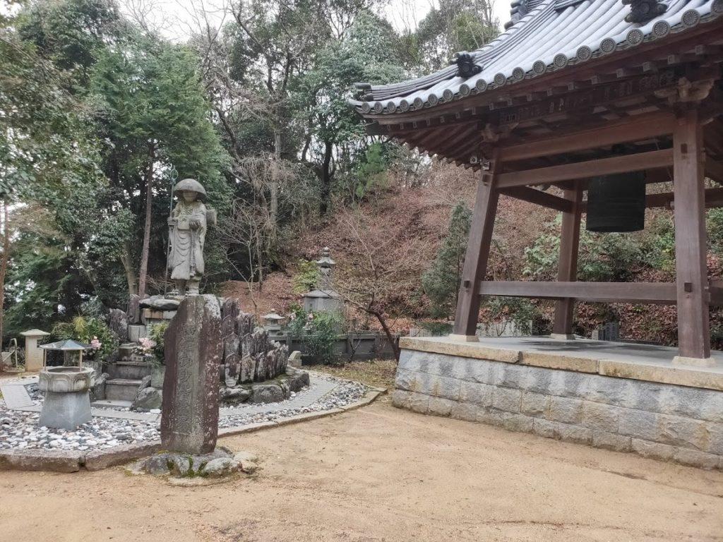 58番仙遊寺の弘法大師