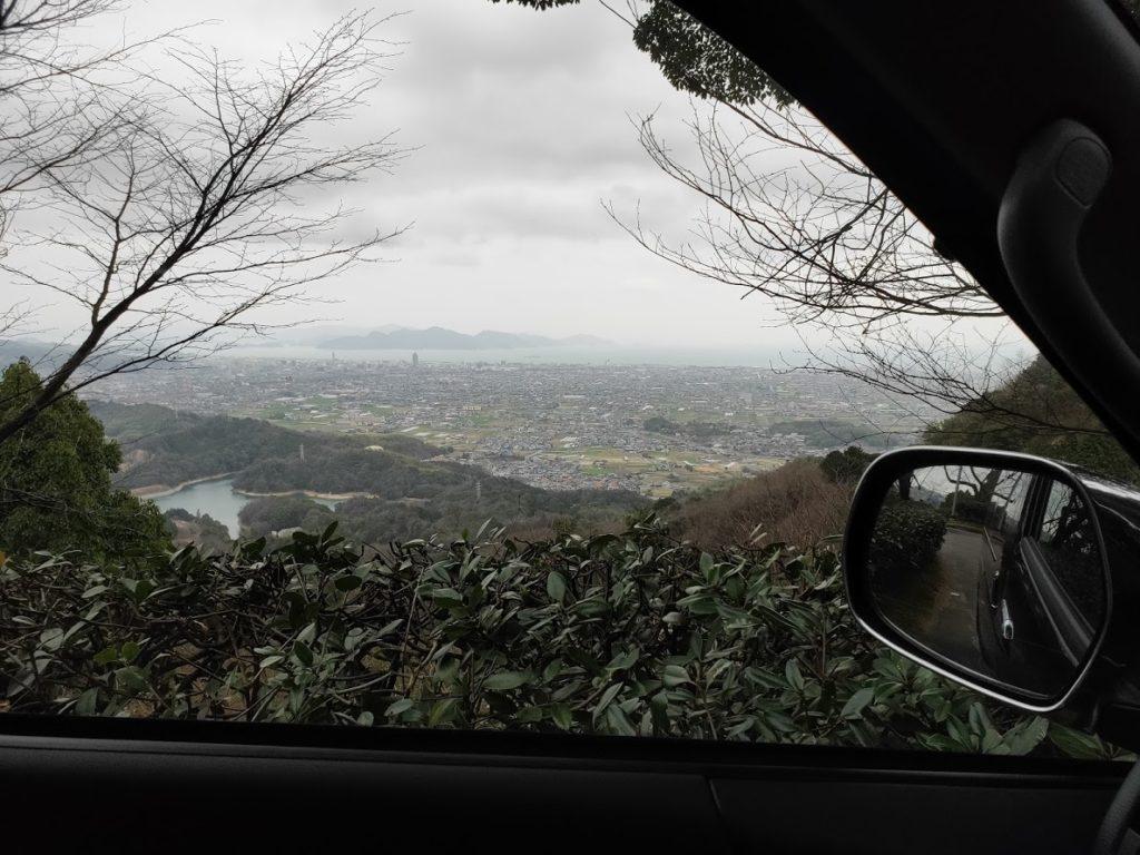 58番仙遊寺の景色