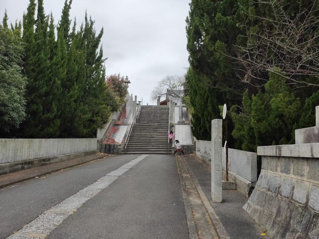 59番国分寺の道と子ども達