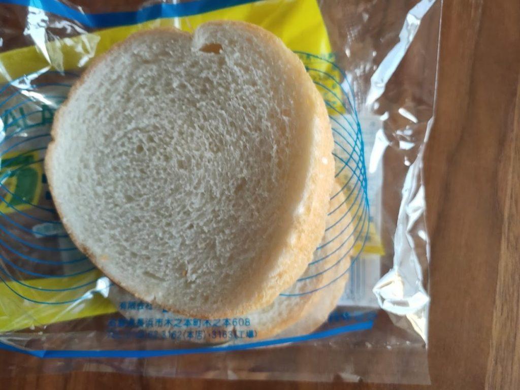 つるやのサンドイッチ開封