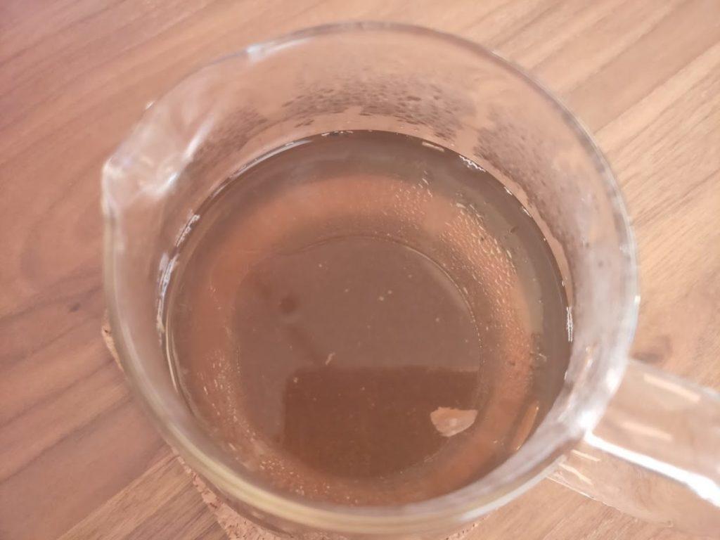 ジャスミン茶の完成1