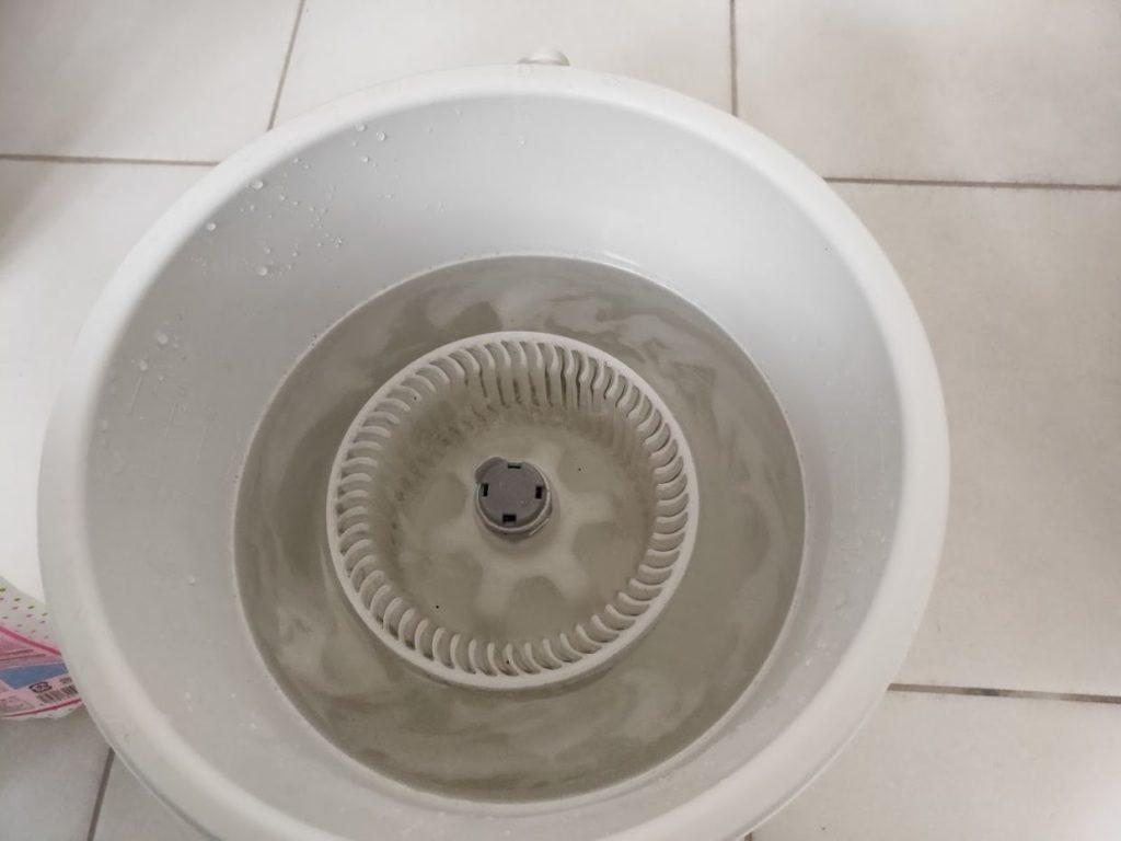 バスルーム換気扇清掃5