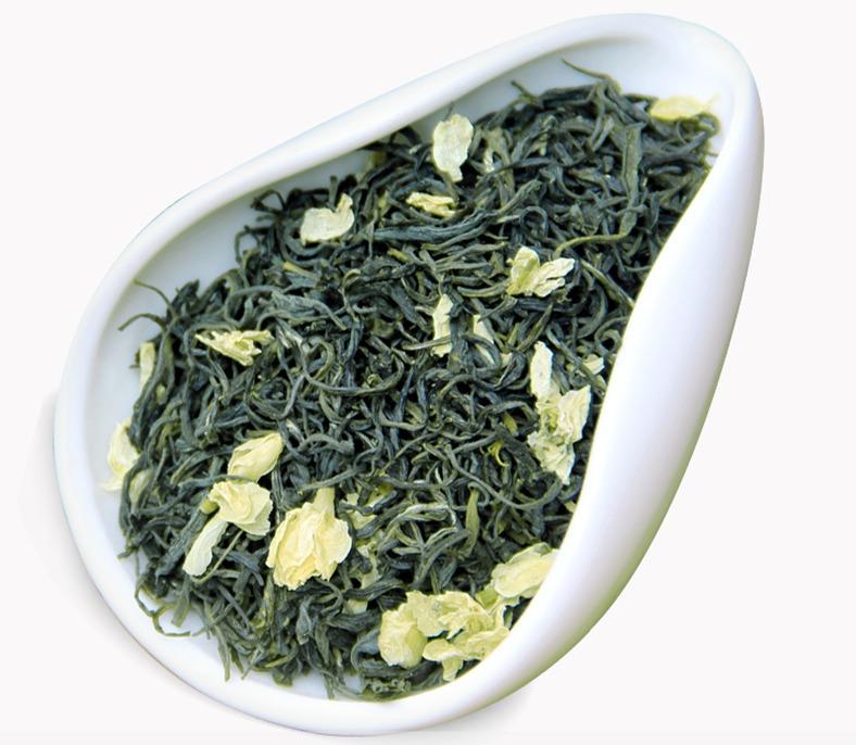 ジャスミン茶の茶葉