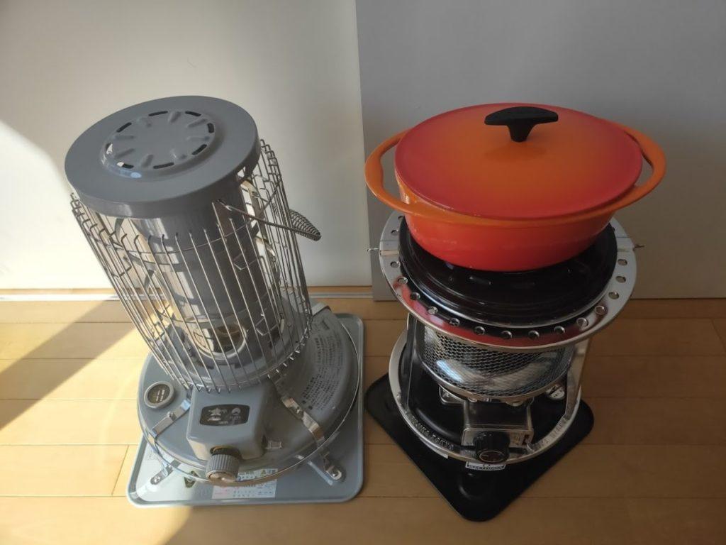 フジカハイペットとアラジンの調理比較2