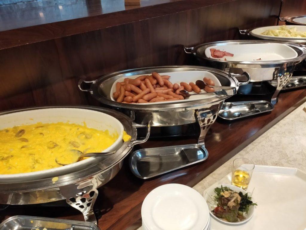 ヴィラ塩江の朝食4
