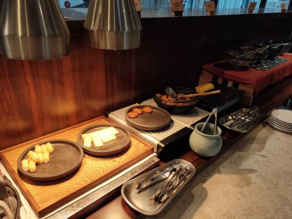 ヴィラ塩江の朝食5