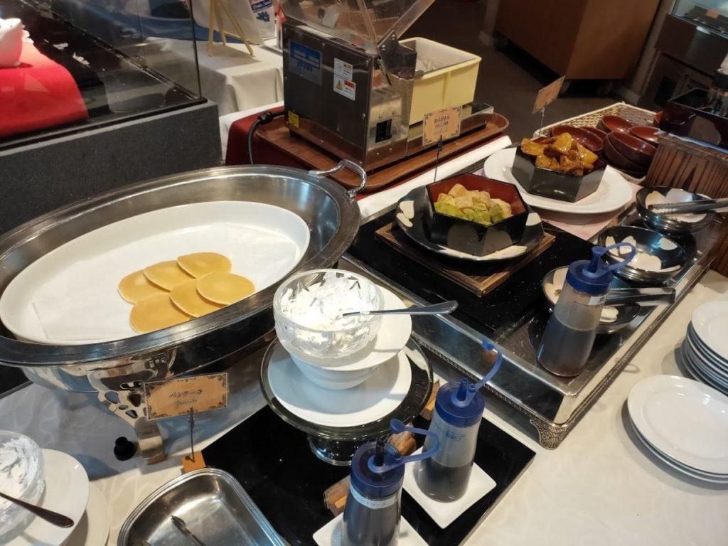 ヴィラ塩江の朝食7