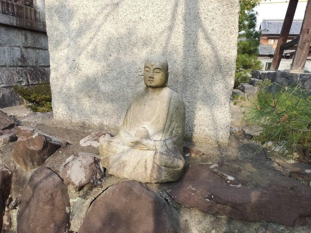 79番天皇寺の地蔵