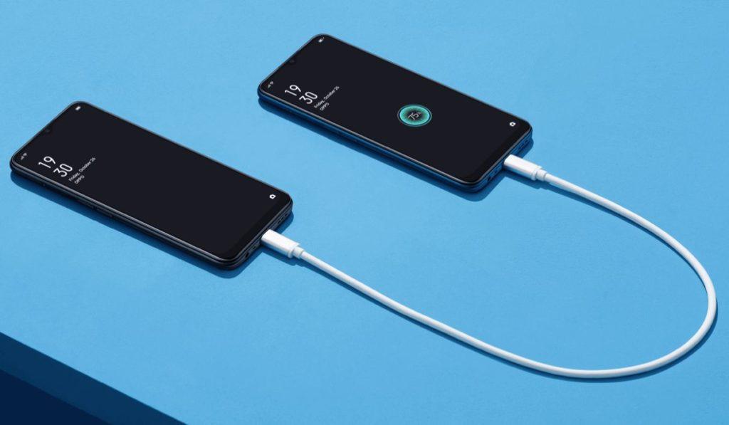 OPPOA52020のバッテリー機能