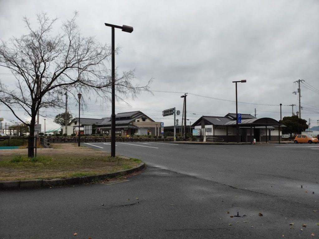 元祖鳥越製麺所前の道の駅