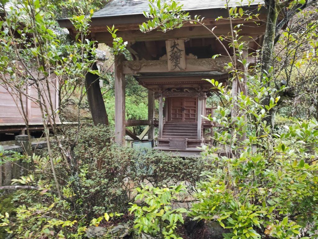65番三角寺の弁財天