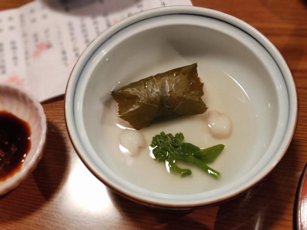 新祖谷温泉ホテルかずら橋の夕食4
