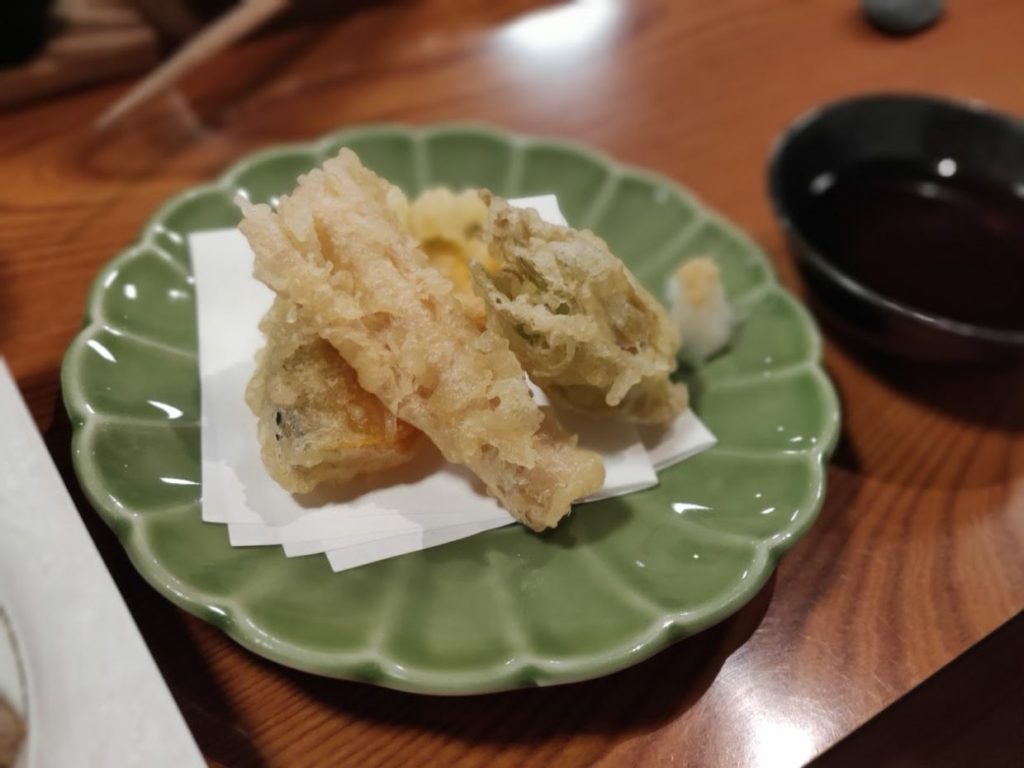 新祖谷温泉ホテルかずら橋の夕食6
