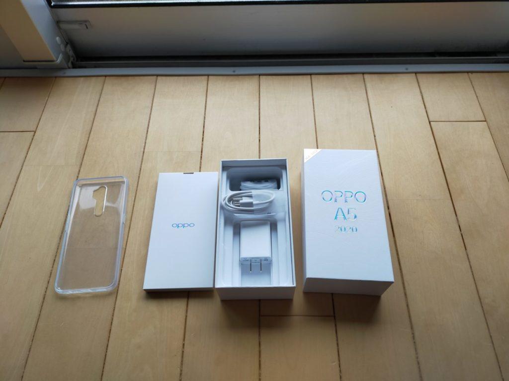 OPPOA52020のカメラ画像1