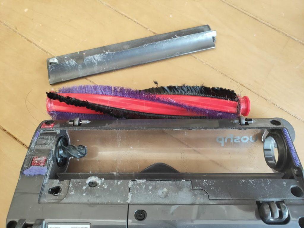 ダイソンDC62のヘッドノズル清掃方法3