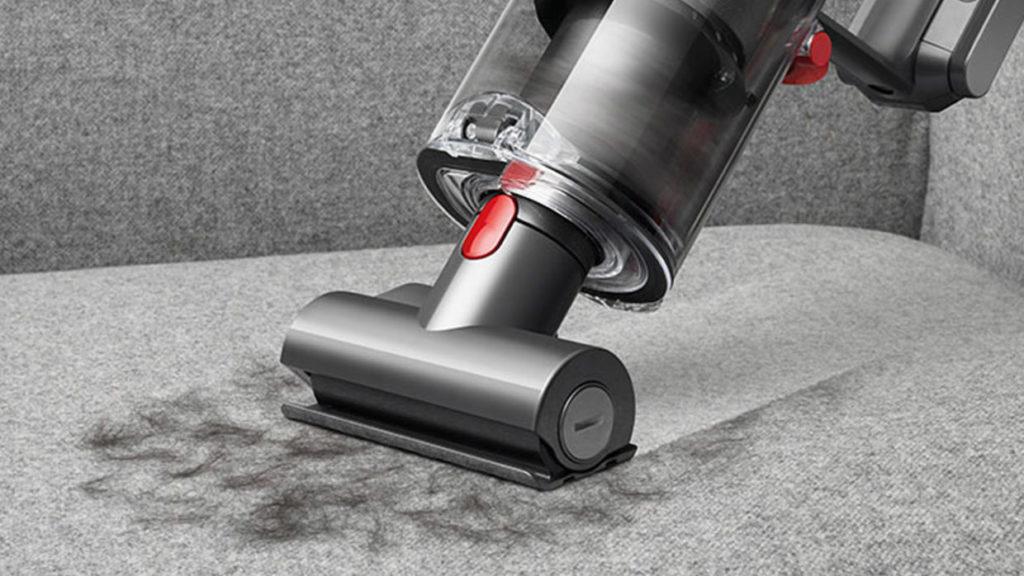 ダイソン掃除機のミニモーターヘッド