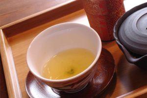 極上煎茶 八十八夜摘み(500円)