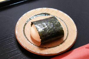 磯辺餅(150円)