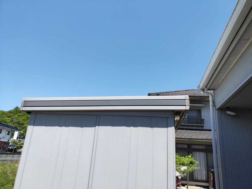 ホームタープ家の駐車場タープ設置ポイントチェック3