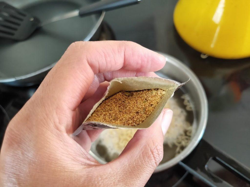 タイヤムヤムトムヤムシュリンプの粉末スープ