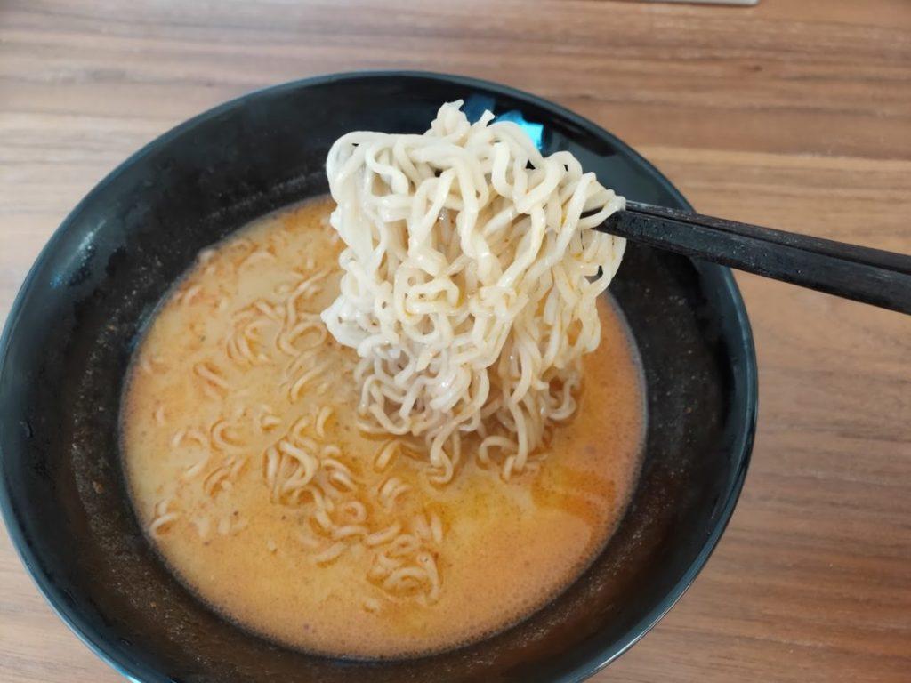タイヤムヤムトムヤムシュリンプの実食