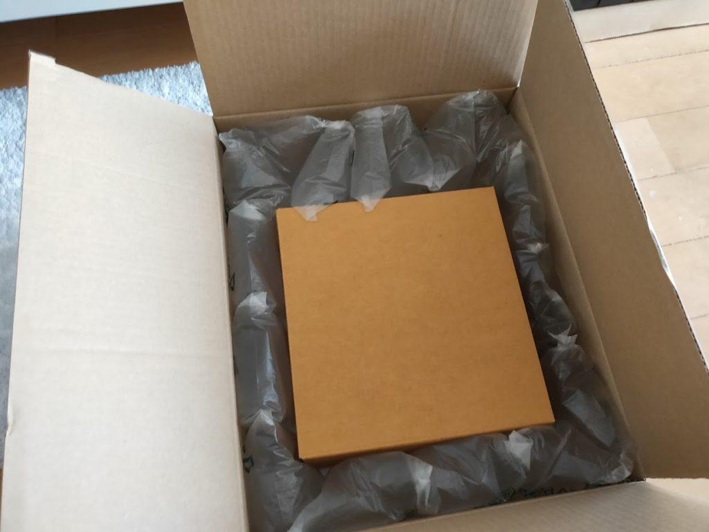 富士ホーローの箱が届いた