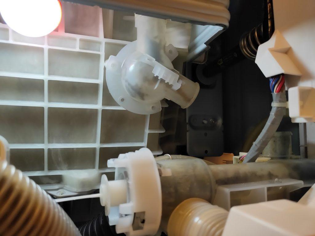 パナソニック洗濯洗濯乾燥機の他の清掃ポイント3