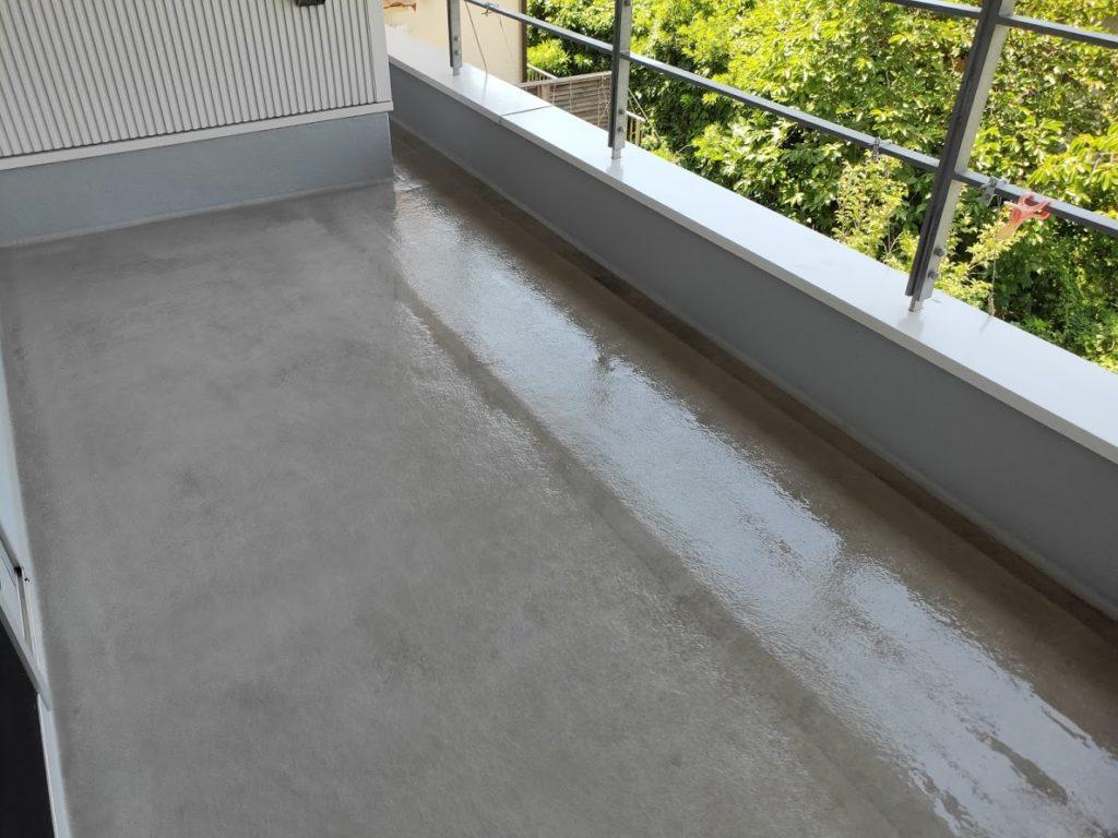 ケルヒャーK3サイレント延長ホースで2階清掃
