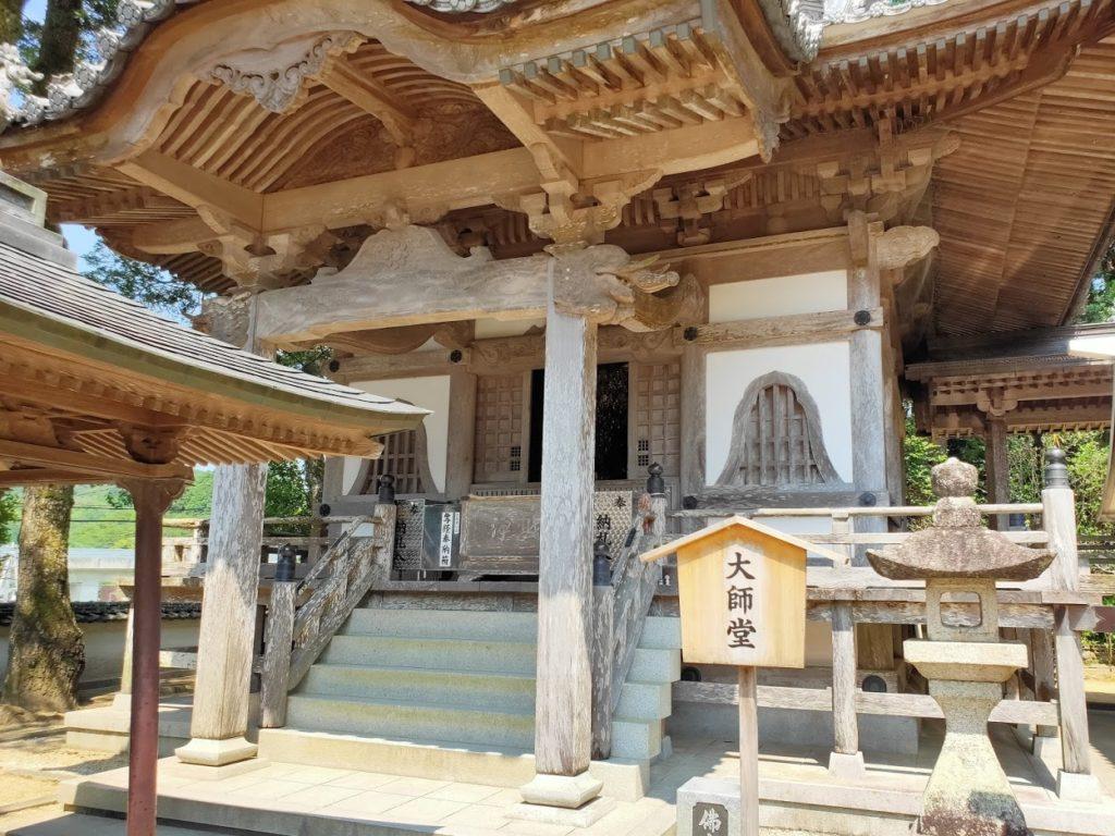 42番仏木寺の大師堂