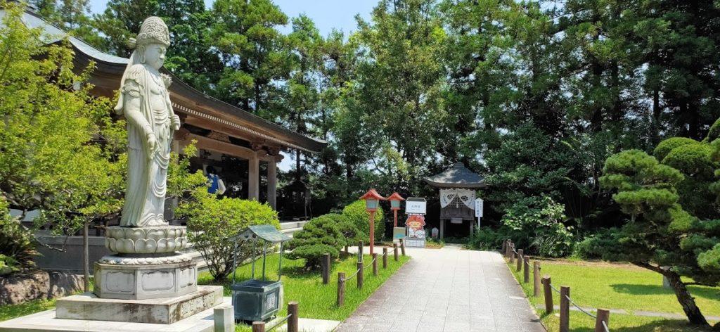 40番観自在寺の大師堂