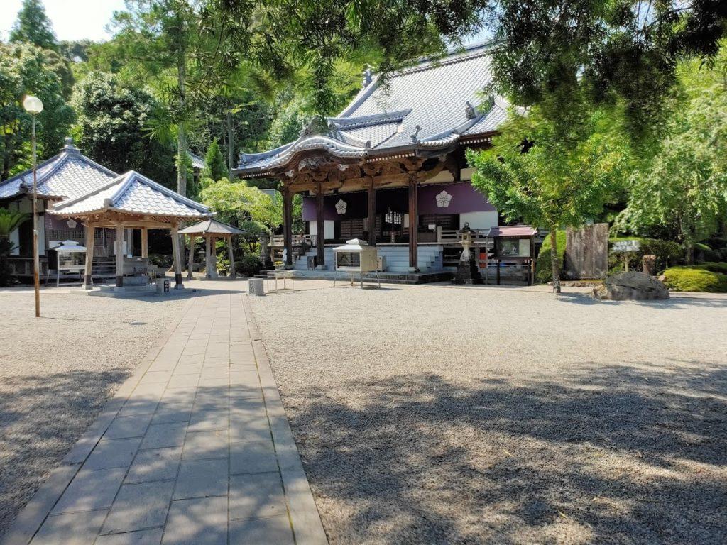 39番延光寺の本堂