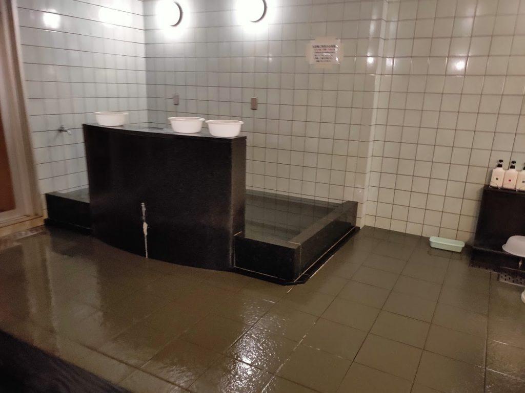 宿毛リゾート椰子の湯水風呂