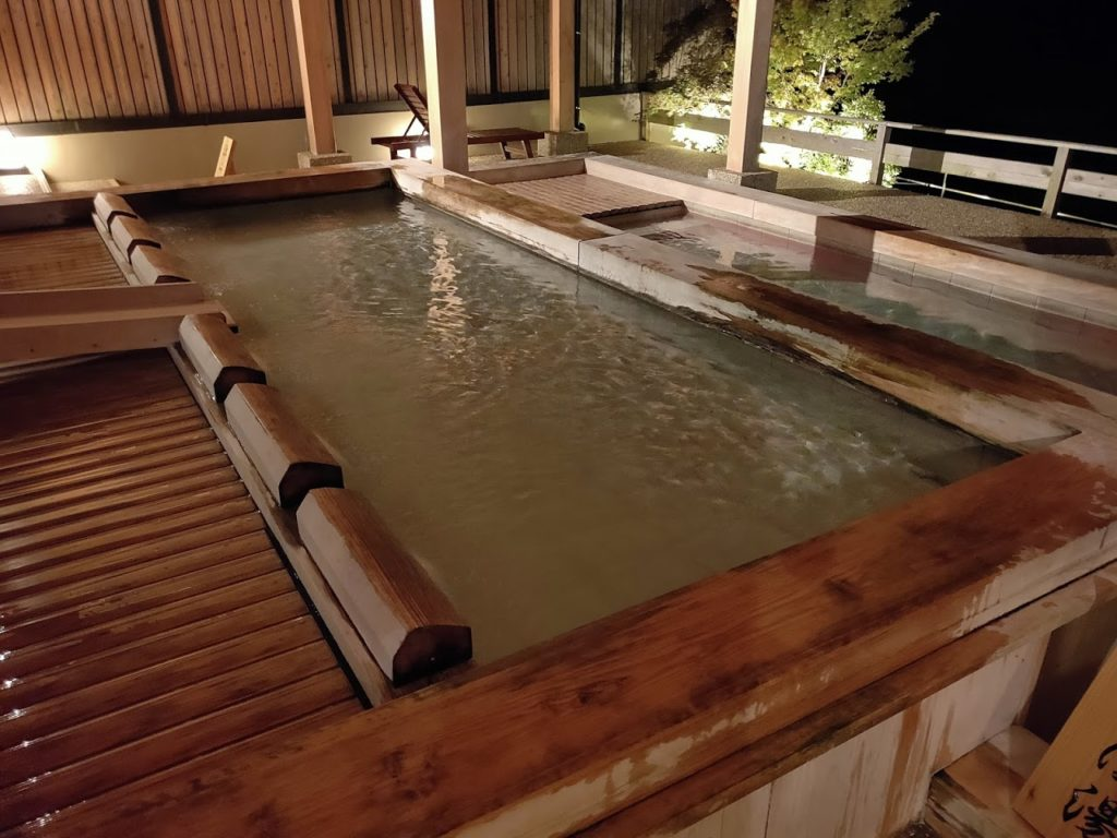宿毛リゾート椰子の湯露天風呂3