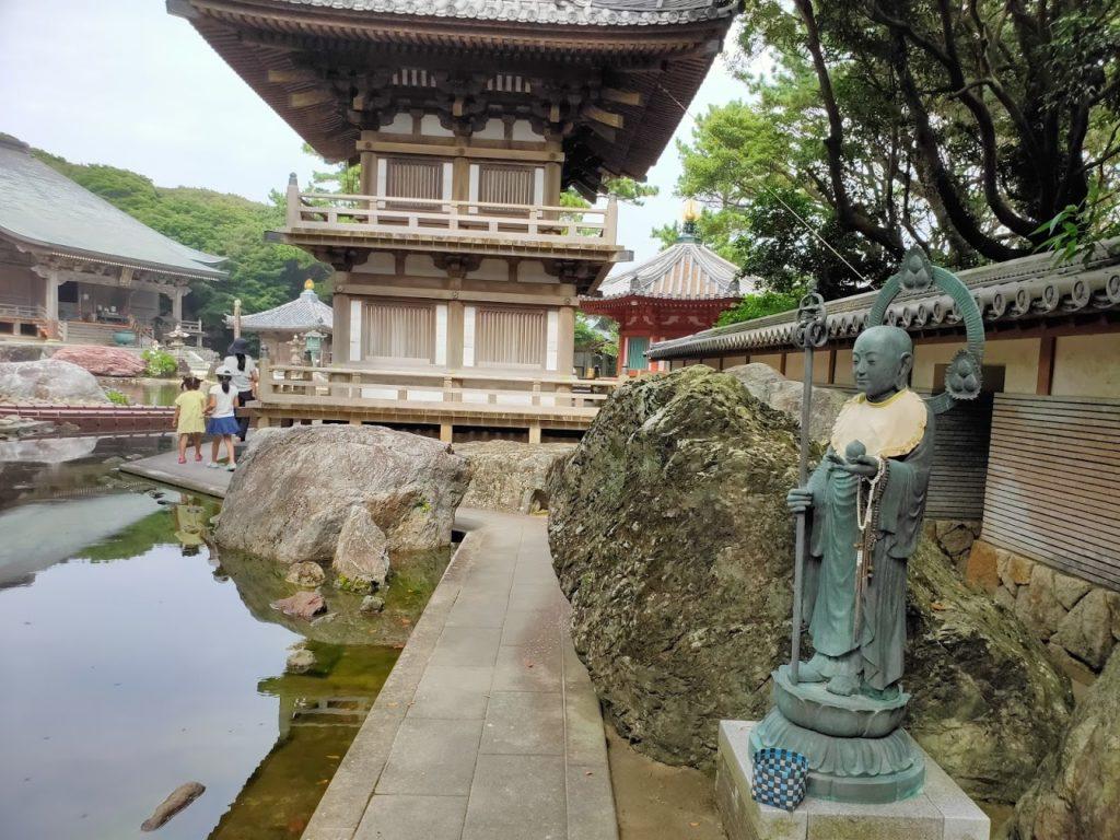 38番金剛福寺のお地蔵