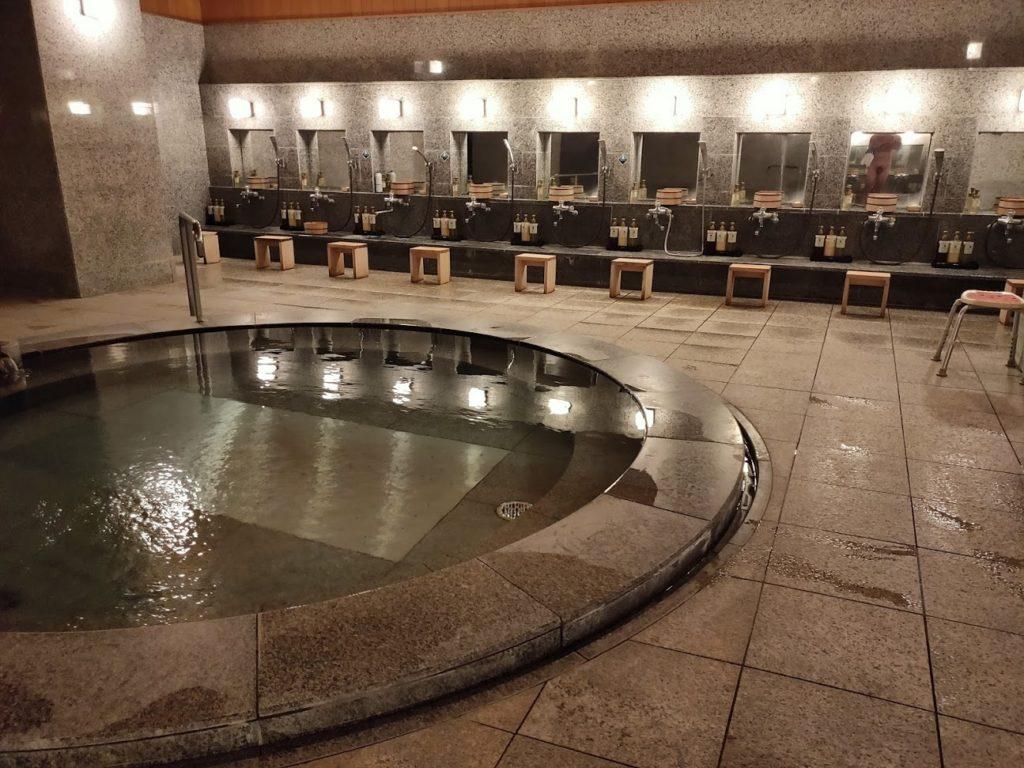 道後温泉ふなやの内湯1
