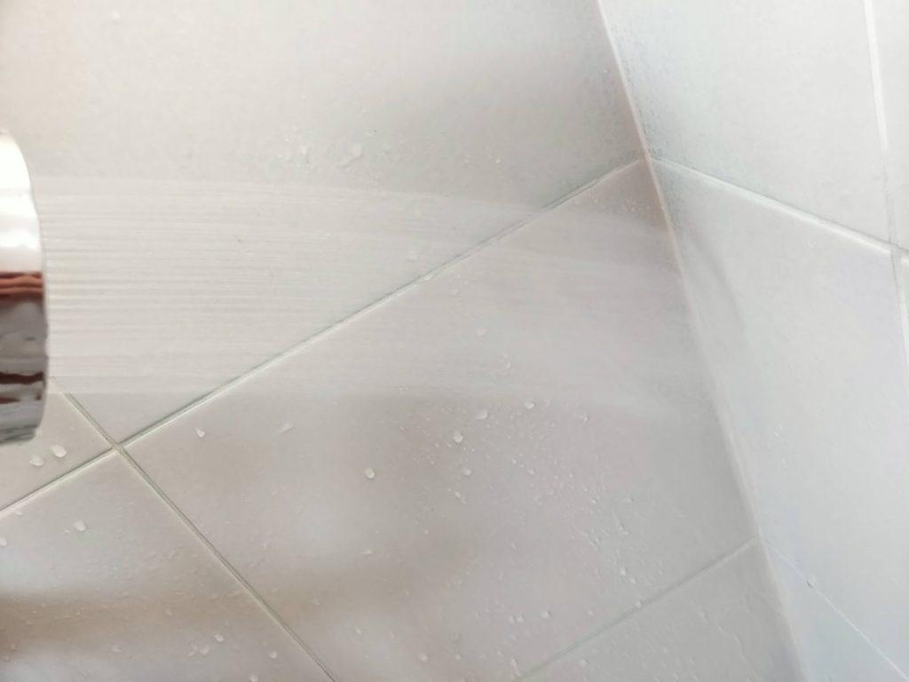 新しいシャワーヘッドのモード1