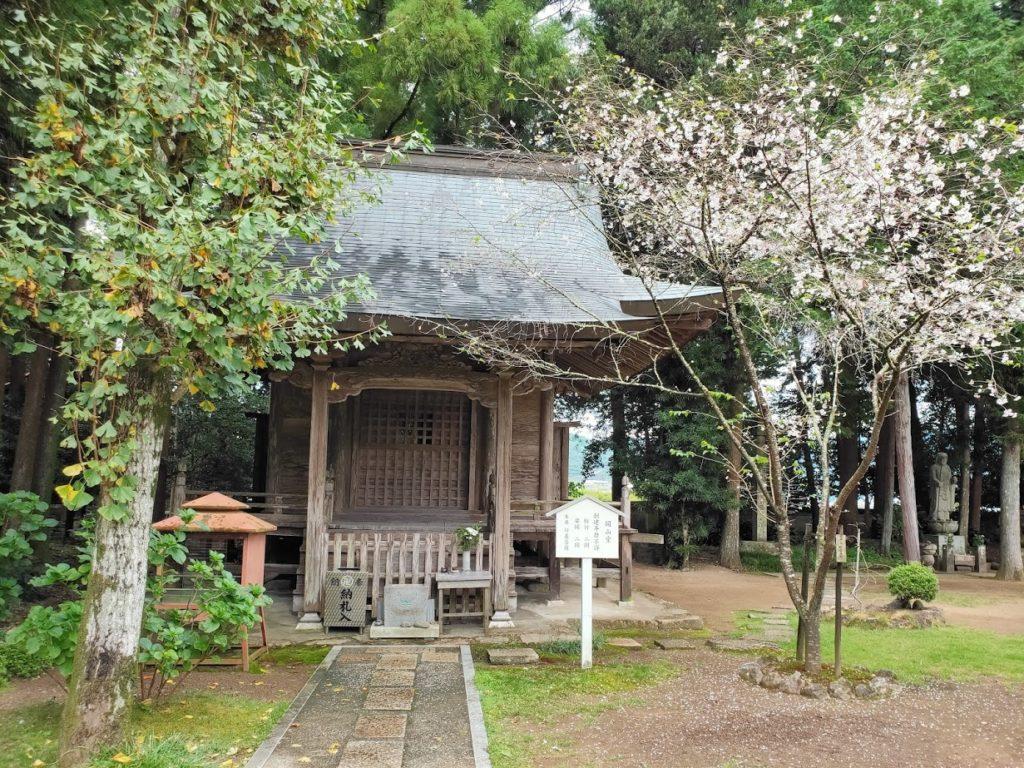 29番国分寺の境内の木と花