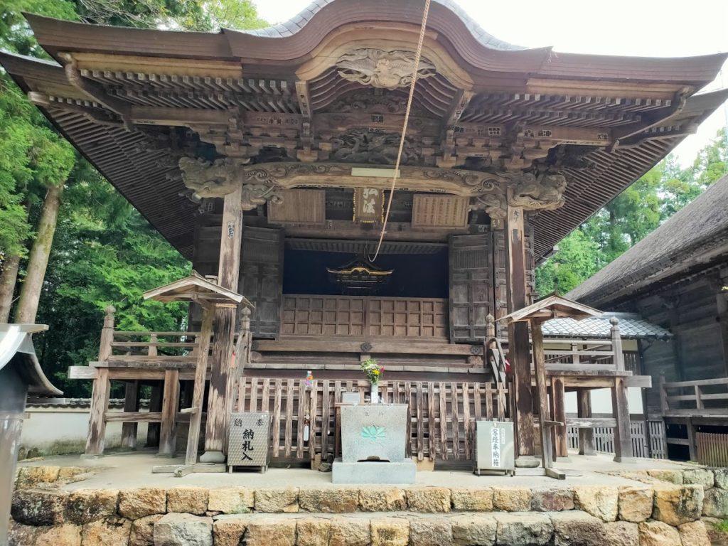 29番国分寺の大師堂