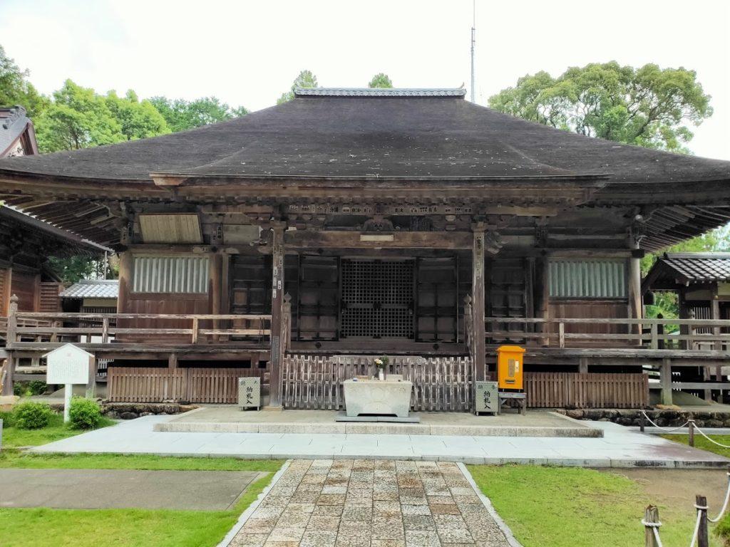 29番国分寺の金堂