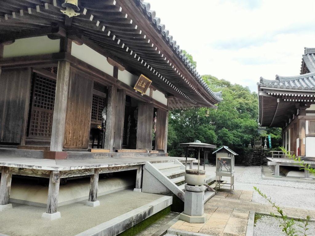 28番大日寺の大師堂