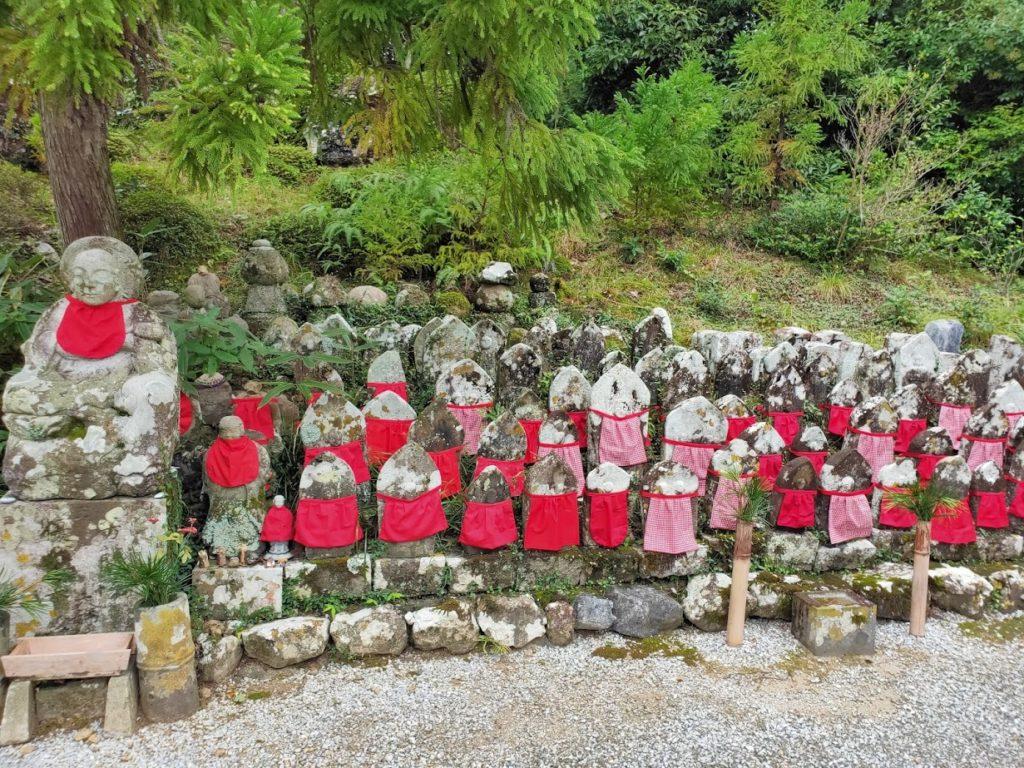 28番大日寺の地蔵