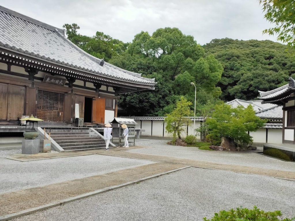 28番大日寺の本堂