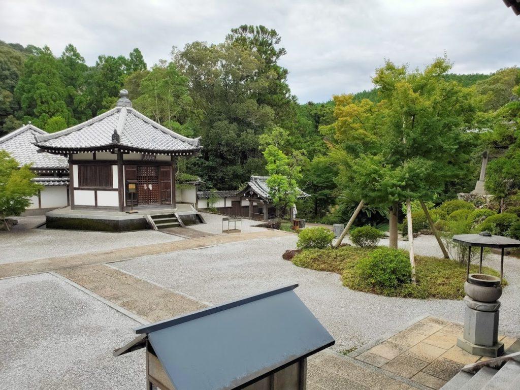28番大日寺の良い景色