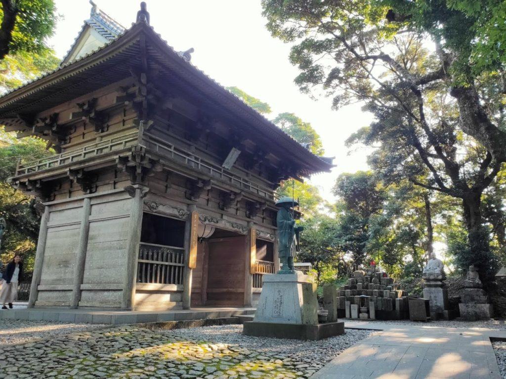 24番最御崎寺の山門